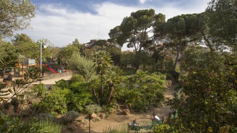 Parc de Monterols - Abril 2015