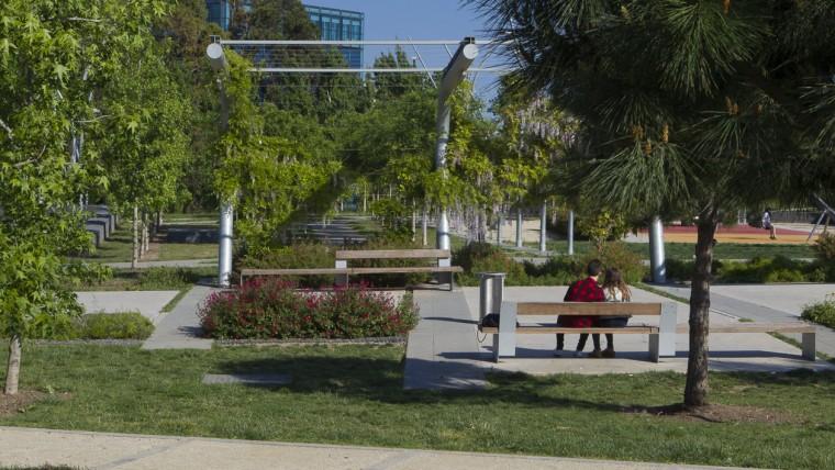 Parc de Can Rigal - Abril 2015
