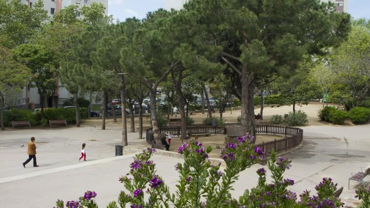 Parc de la Guineueta - Abril 2015