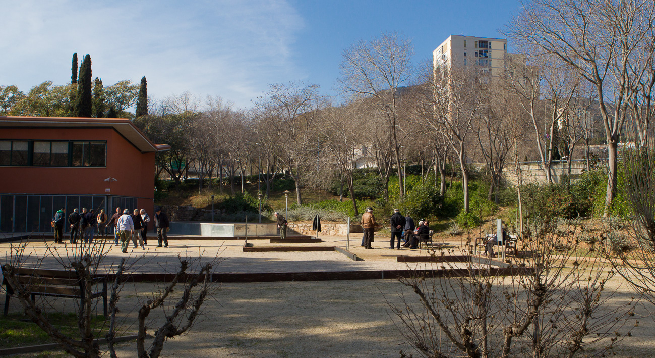 Jardines de frida kahlo web de barcelona - Jardines de barcelona ...