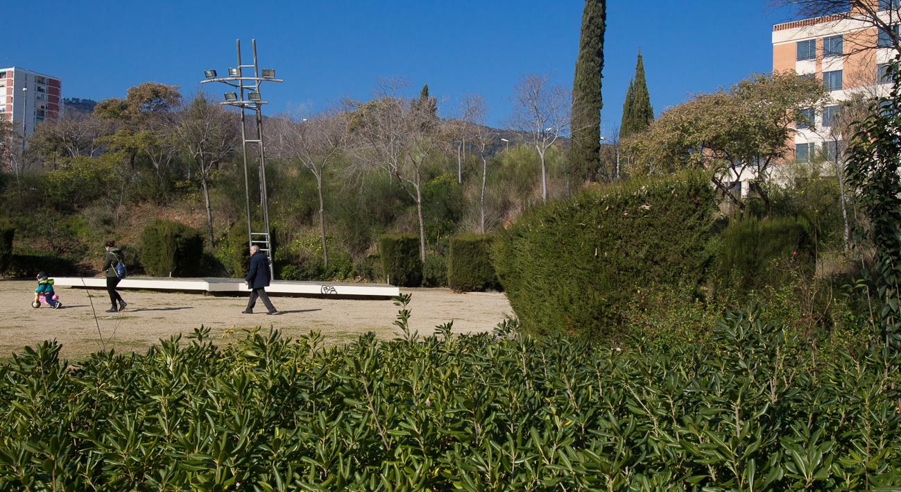 Jardines de frida kahlo web de barcelona for Los jardines de lola