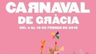 Cartell Carnaval Gràcia 2016