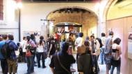 Imatge d'una exposició a l'Espai Avinyó