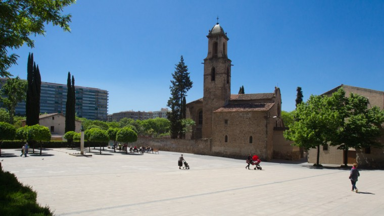 Parc de Sant Martí - Maig 2015