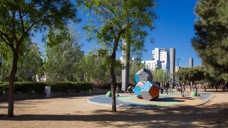 Parc del Poblenou - Maig 2015