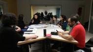 Imatge d'una reunió del grup