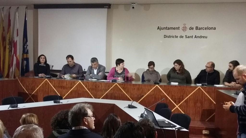 Sant andreu es prepara per rebre refugiats a la casa bloc - Casa bloc sant andreu ...