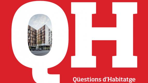 Questions Habitatge nº 19. Repensar el Patronat Municipal de l'Habitatge