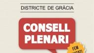 Cartell Consell Plenari 15/02/16