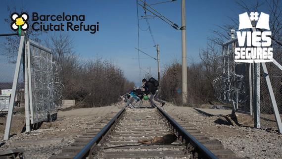 ciutat refugi, refugiats, persones refugiades, asil