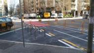 carril bici carrer Murcia
