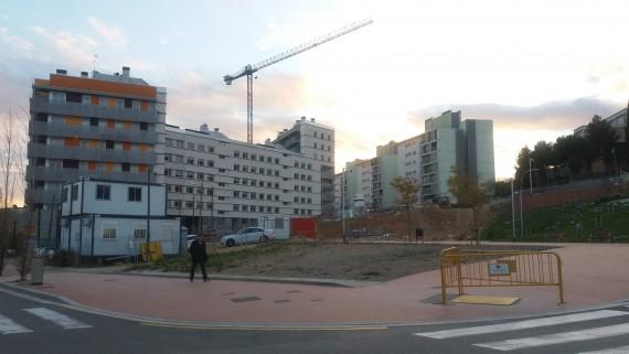 Trinitat Nova - Habitatges pla reordenació barri.