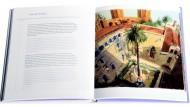 Pagines interiors del llibre 'Barcelona. Ciutat de l'amistat' de Jean Pattou