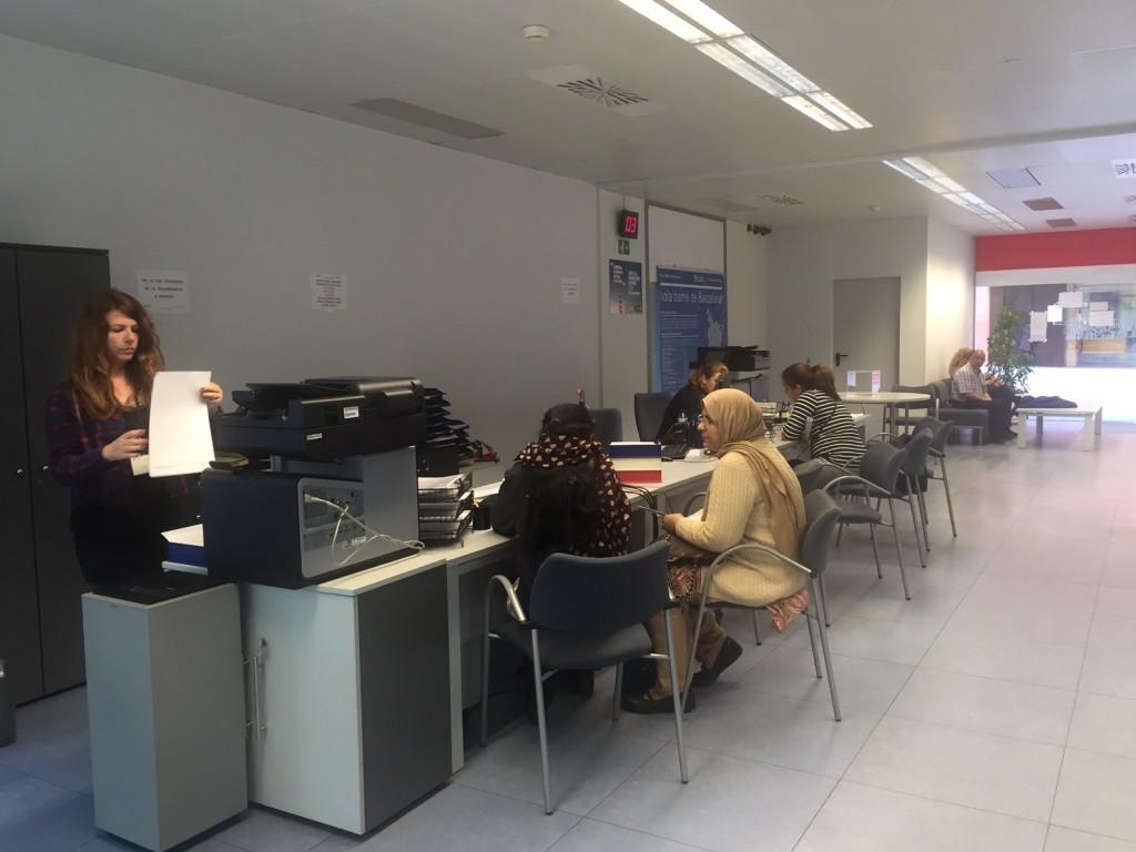 Conoces los servicios de la red de oficinas de la for Servicios de oficina