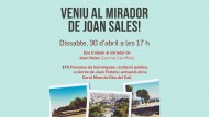 Mirador Joan Sales