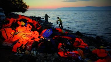 ÚS EXCLUSIU per l'expo refugiats - sergi camara