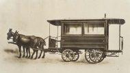 Vagons tirats per cavalls