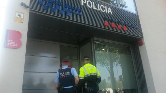Nova oficina Urbana Mossos a la Barceloneta