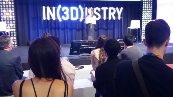 In3Dustry, congrés d'impressió 3D