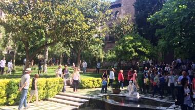 Obertura al públic dels Jardins de Muñoz Ramonet