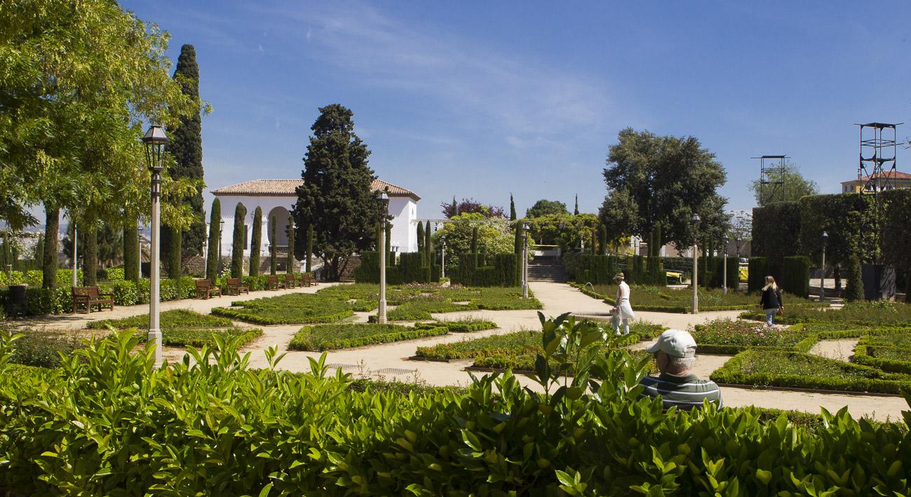 Jardines del teatre grec web de barcelona - Jardines de barcelona ...