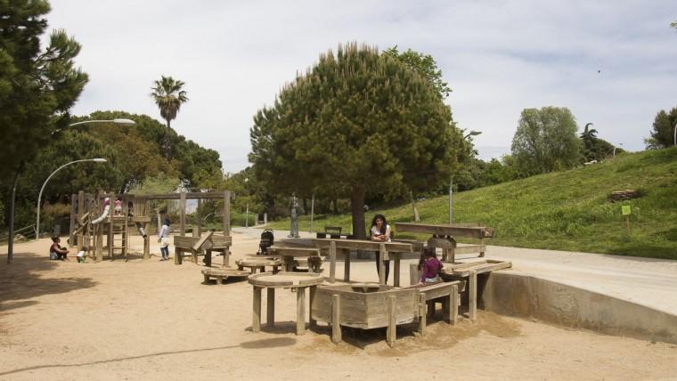 jardins de joan brossa barcelona website
