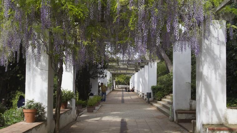 Jardins de Laribal - Maig 2015