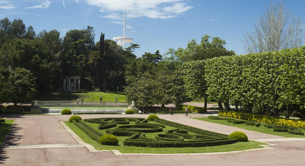 Jardins de Joan Maragall   La meva Barcelona