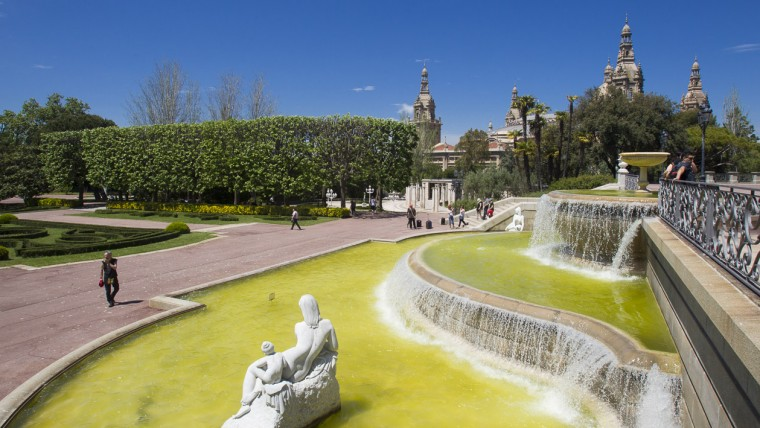 Jardins de Joan Maragall - Maig 2015