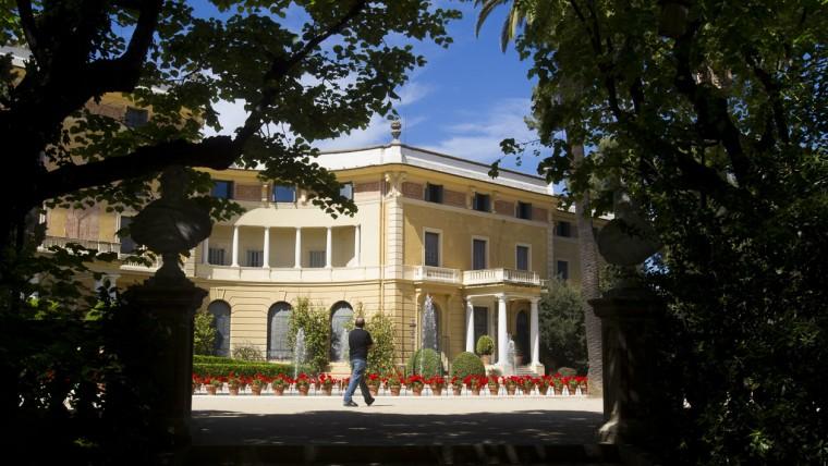 Jardins del Palau de Pedralbes - Maig 2015