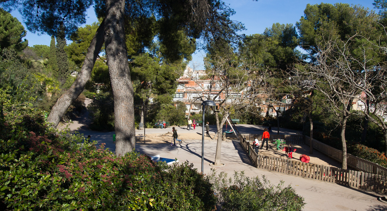 Parque del Turó del Putxet | Sarrià-Sant Gervasi