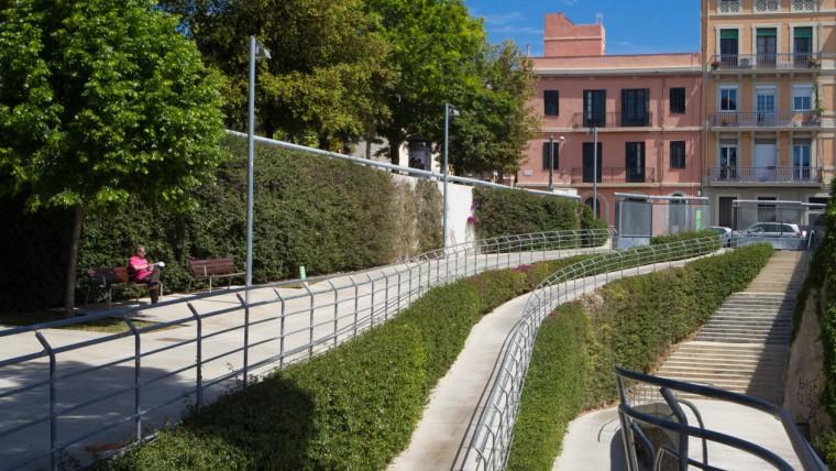 Parc de Joan Reventós - Maig 2015