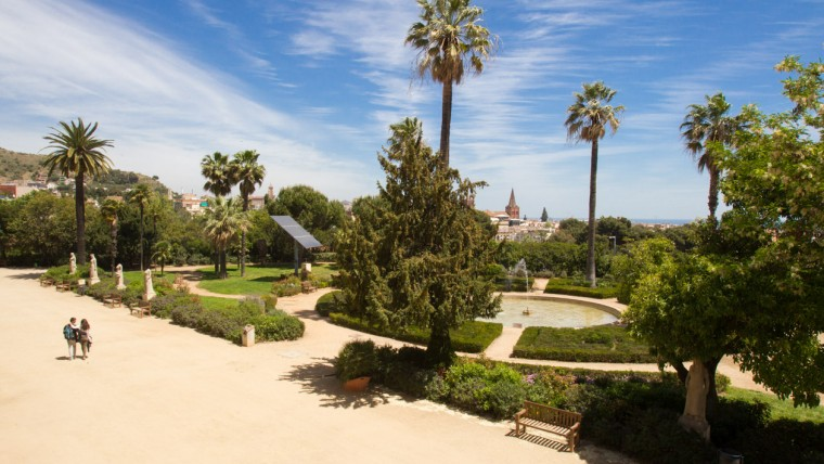 Jardins de Can Sentmenat - Maig 2015