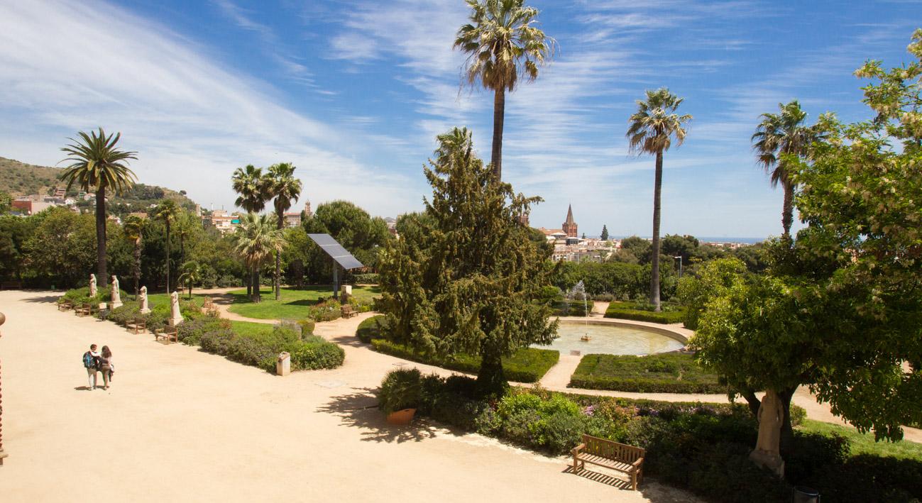 Jardines de Can Sentmenat | Guía BCN: agenda de actividades ...