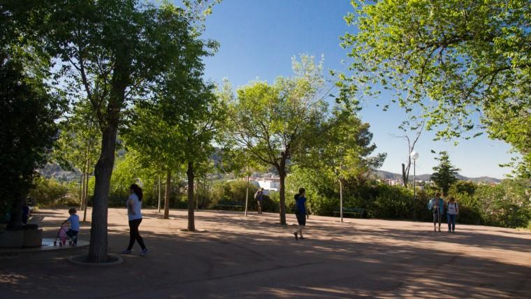 Parc del Turó del Putxet - Maig 2015