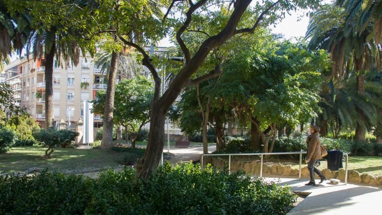 Jardins de Ca Castelló - Febrer 2015
