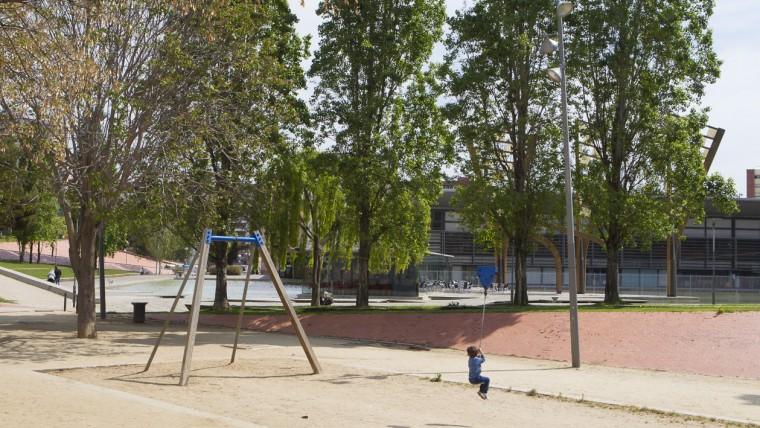 Parc Central de Nou Barris - Maig 2015