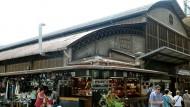 Exterior Mercat de l'Abaceria