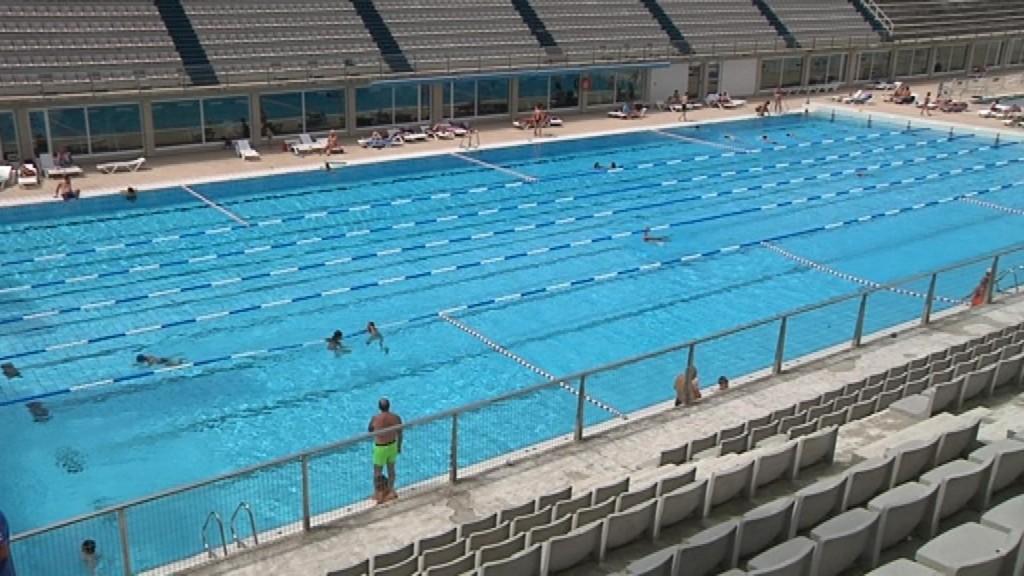 Refr scate en agosto en las piscinas de la ciudad cap de setmana bcn - Piscinas municipales en barcelona ...