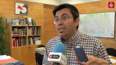 """Gerardo Pisarello: """"És el primer contracte regit pels nous criteris de contractació publica"""""""