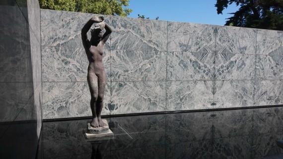 30 aniversari de la reconstrucció del pavelló Mies van der Rohe
