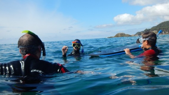 Recurs snorkel