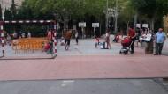 Patis escolars oberts al barri