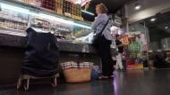 Mercats, Mercat de Lesseps - Dia Internacional Sense Bosses de Plàstic