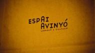 Logotipus de l'Espai Avinyó