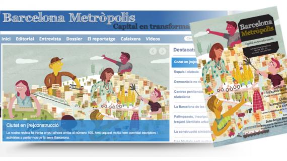 Barcelona Metròpolis 100