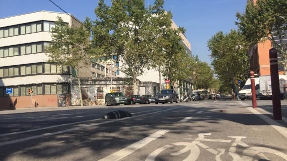 superilla, superilles, sant martí, poblenou, ecologia urbana, urbanisme, mobilitat, espai públic