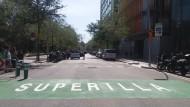 Superilla Poblenou, superilles, sant martí, urbanisme, espai públic, ecologia urbana, reordenació
