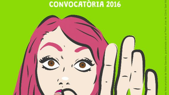 Premi Jove Còmic Sant Martí