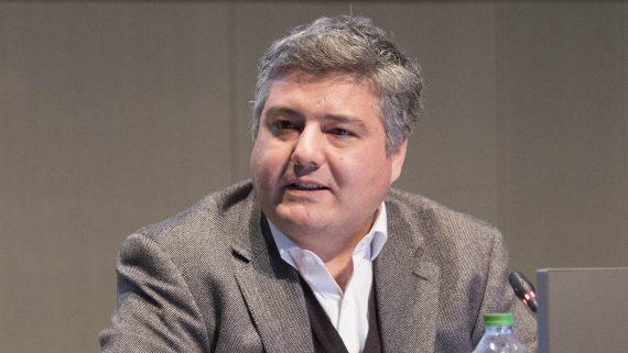Javier Burón, gerent d'Habitatge de l'Ajuntament de Barcelona